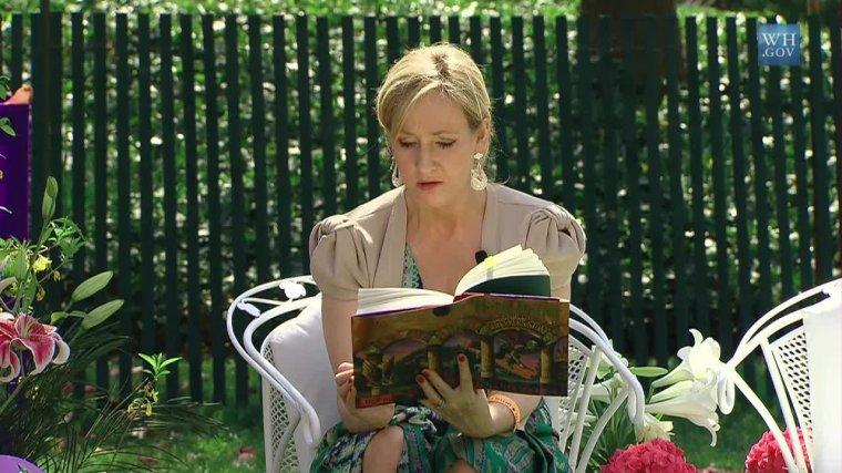 ~ J.K. Rowling