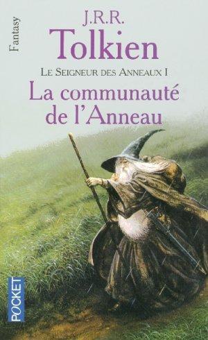 ~ Le Seigneur des Anneaux, Tome 1 : La Communauté de l'Anneau ; Tolkien
