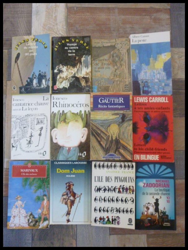 ~ Bourse aux livres 2014