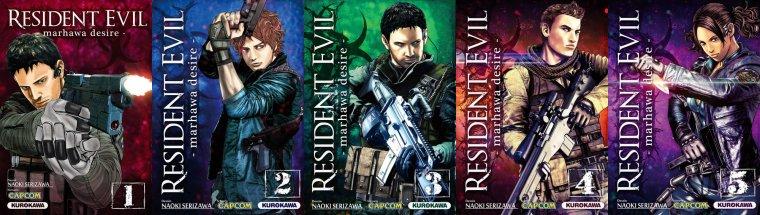 Resident Evil - Marhawa Desire