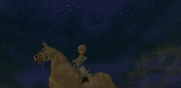 ~Look at the stars and remember your wonderful past~