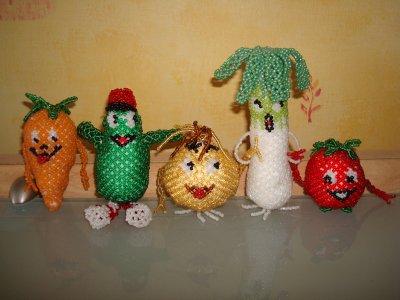Légumes élisés 994008