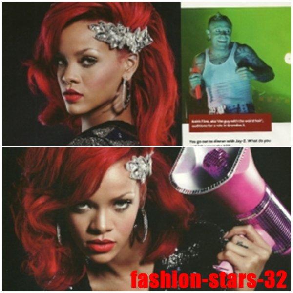 "Rihanna ""Q magasine"""