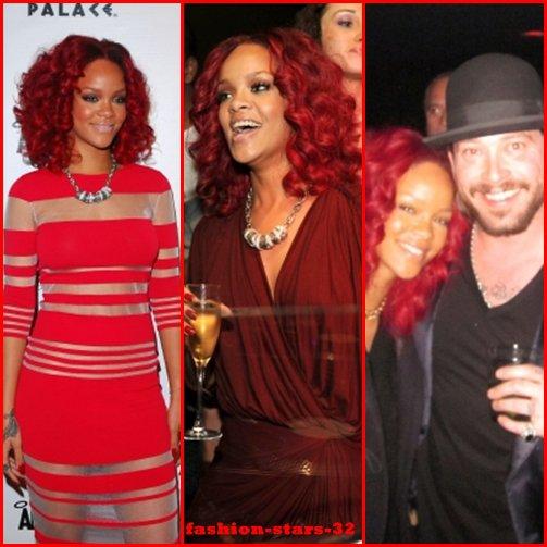Rihanna à Las Vegas !           31 Décembre / 1er Janvier 2011