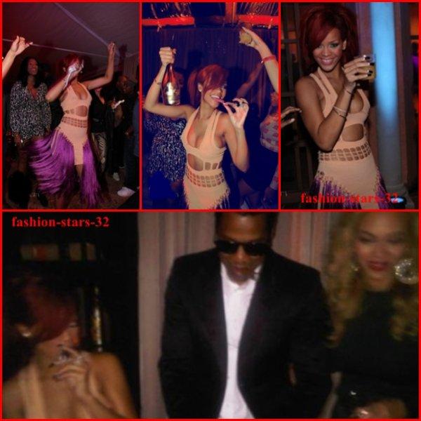 Rihanna 23 ans.        20 Février