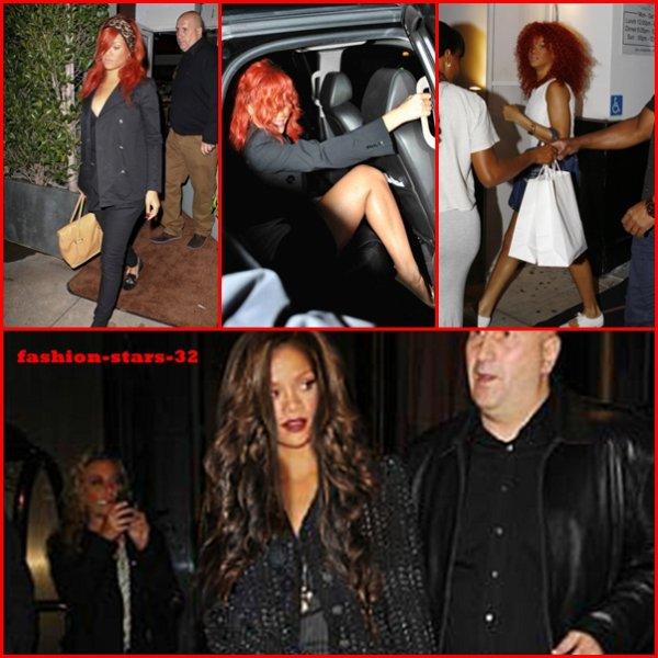 Rihanna Cette semaine.    25 Mars / 1er Avril.