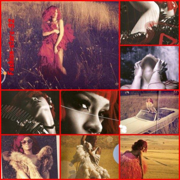 Rihanna F1 + avec Drake + Concert + Book 2011.  10/11/ 12 & 14 Juin