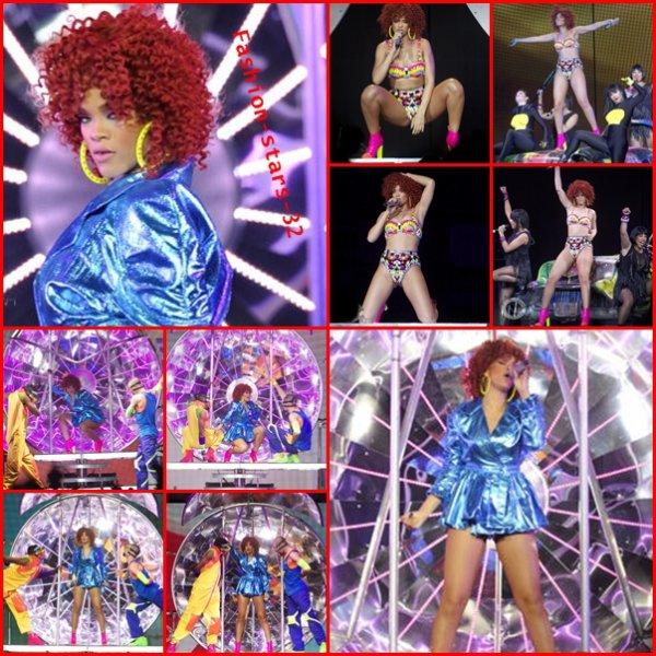 Rihanna concerts: Calgary,Edmonton & Vancouver.  21/22 & 24 Juin.