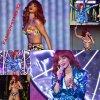 Rihanna concert Atlanta + à Miami.   12/13 Juillet.