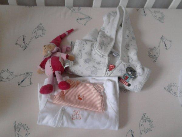 Les cadeau de ma fille offert part sa tata de coeur