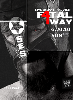 Fatal 4 Way  (preview)