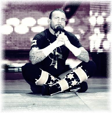 "...""Daniel Bryan !"" ""CM Punk !"" ""Daniel Bryan !"" ""CM Punk !"" ""Daniel Bryan !"" ""CM Punk !"" ""Daniel Bryan !"" ""CM Punk !""... (mince, j'ai cru que j'allais en pleurer...  %) )"