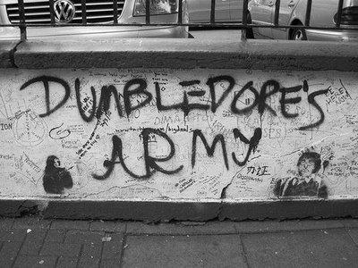 Albus Dumbledore a dit :