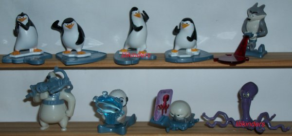 pingouins en Madagascar