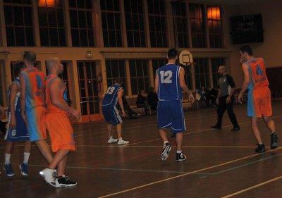 L'ASCA Riedisheim basket-illzach 13/11/2010