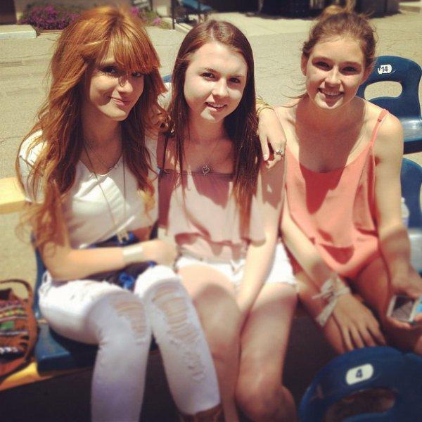 Bella et ses amis