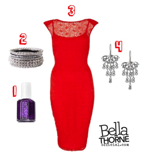 Dress like de Bella au pré-Emmy et un petit dress like de Bella à Munich :