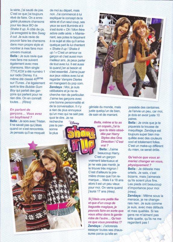 Scans du Melody Times mois de juin/juillet . Merci à ChinaAnneMcClain-Source