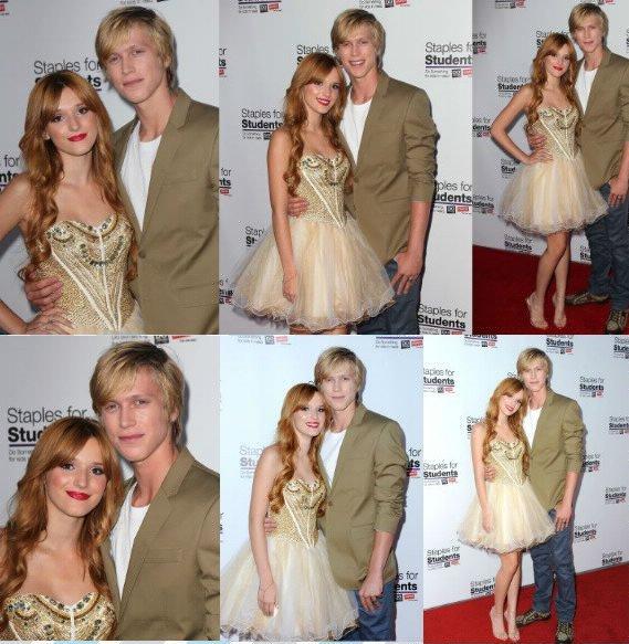 Bella et Tristan aux STS le 22 juillet :