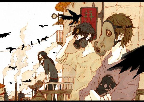 Certains pensent que le vol du corbeau guide les voyageurs jusqu'à leur destination, d'autres croient que la vue d'un corbeau solitaire est un heureux présage. Par contre, si l'on en voit plusieurs à la fois, les ennuis sont à prévoir. Enfin, voir un corbeau avant la bataille signifie que la victoire est à vous...