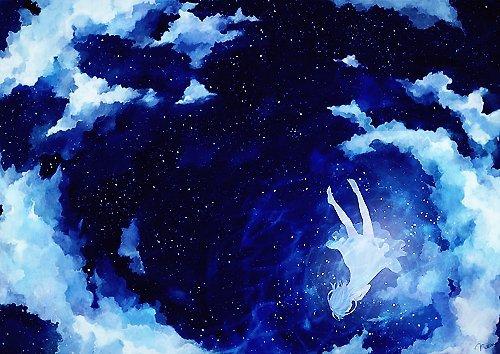 Laissons le temps faire et nos regrets loin derrière,le monde est à l'envers.Y'a plus qu'a balayer les codes et oublier l'énorme et danser comme des étoiles filantes...Des étoiles filantes !!!