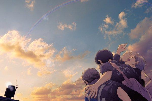 L'amitié est comme un livre, il faut des années pour l'écrire, mais il ne faut que quelques secondes pour la brûler.