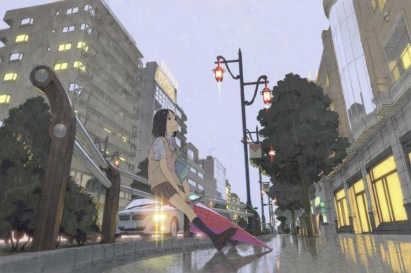 La vie, ce n'est pas d'attendre que l'orage passe, c'est d'apprendre à danser sous la pluie.