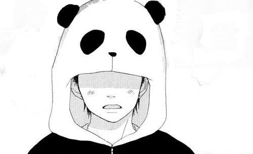 Le panda est l'animal le moins raciste. Il est blanc, noir et asiatique.