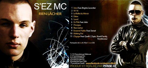 """NETAPE """"RIEN LACHER"""" DISPONIBLE EN TELECHARGEMENT GRATUIT !!!"""