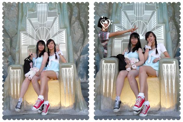 S. { Disneyland ; 08/07/2010 }