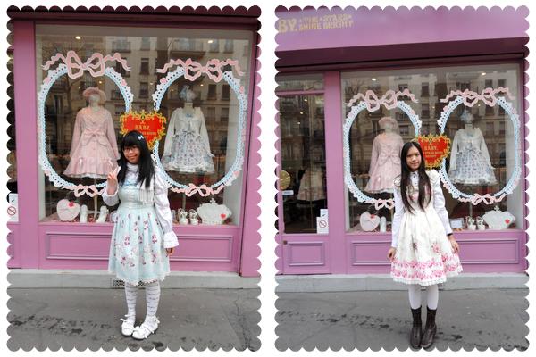 S. { Shopping ; 12/03/2011 }
