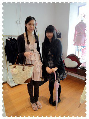 S. { Shopping ; 09/04/2011 }