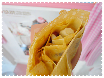 S. { Princess Crepe ; 05/06/2011 }