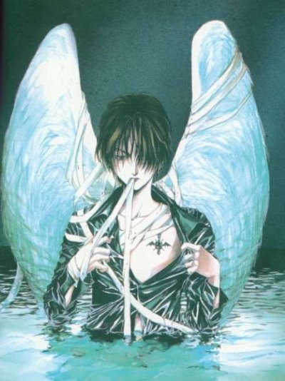 ☠ Ange de la mort.