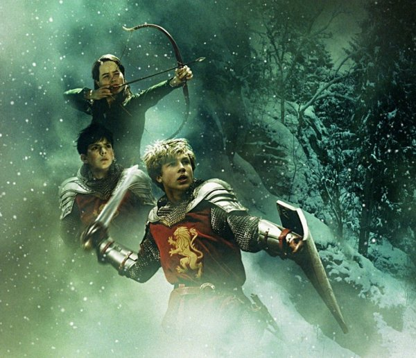 Le Monde De Narnia 1 & 2 & 3
