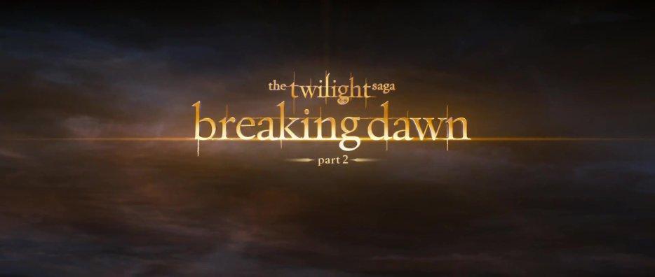 """Le premier blog sur le dernier opus de la saga Twilight """"Breaking Dawn part2"""""""