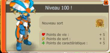 Up 100 du Crâ