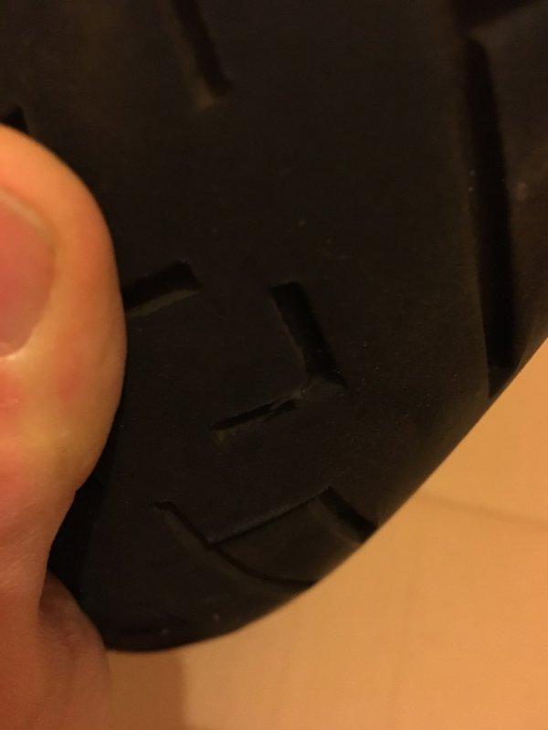 1er Pneu Michelin M29C