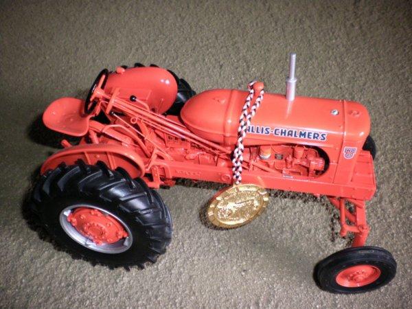 Tracteur Allis Chalmer wd 45