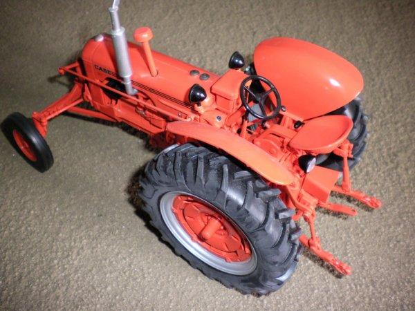Tracteur Case
