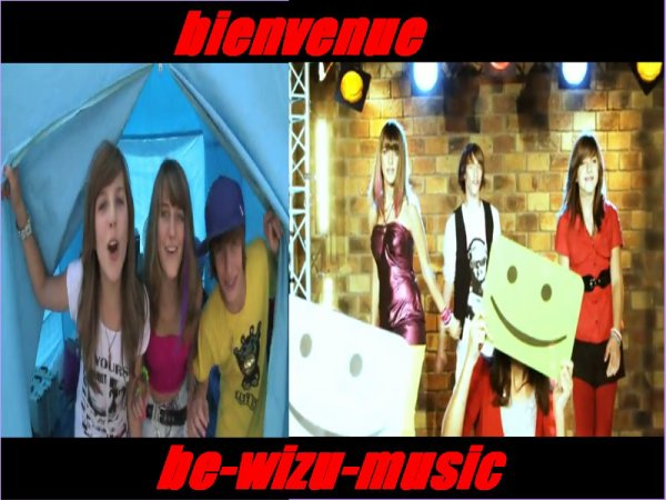Bienvenue Sur Be-wizu-music