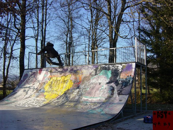 .Front tail crail