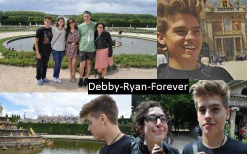 Article sur Debby, Dylan et Cole.