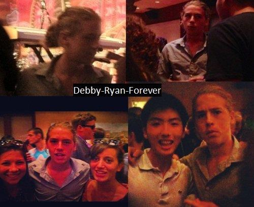 Nouvelles photos de Cole et Dylan!