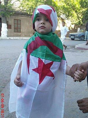 Fier d'etre  Algerienne