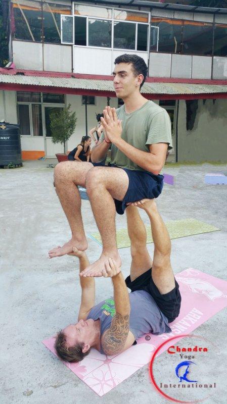 200 hours yoga teacher training in Rishikesh, India.