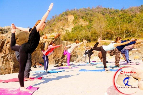 Yoga ttc certified with U.S.A Alliance, Rishikesh, India.