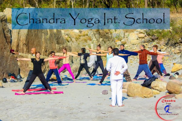 200-Hours Yoga Teacher Training Course.