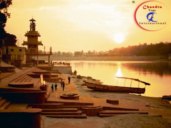 "World Capital of Yoga ""RISHIKESH""."