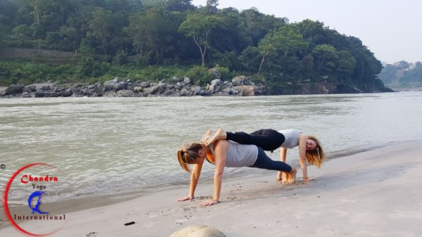 Chandra yoga international school is in Rishikesh, India.